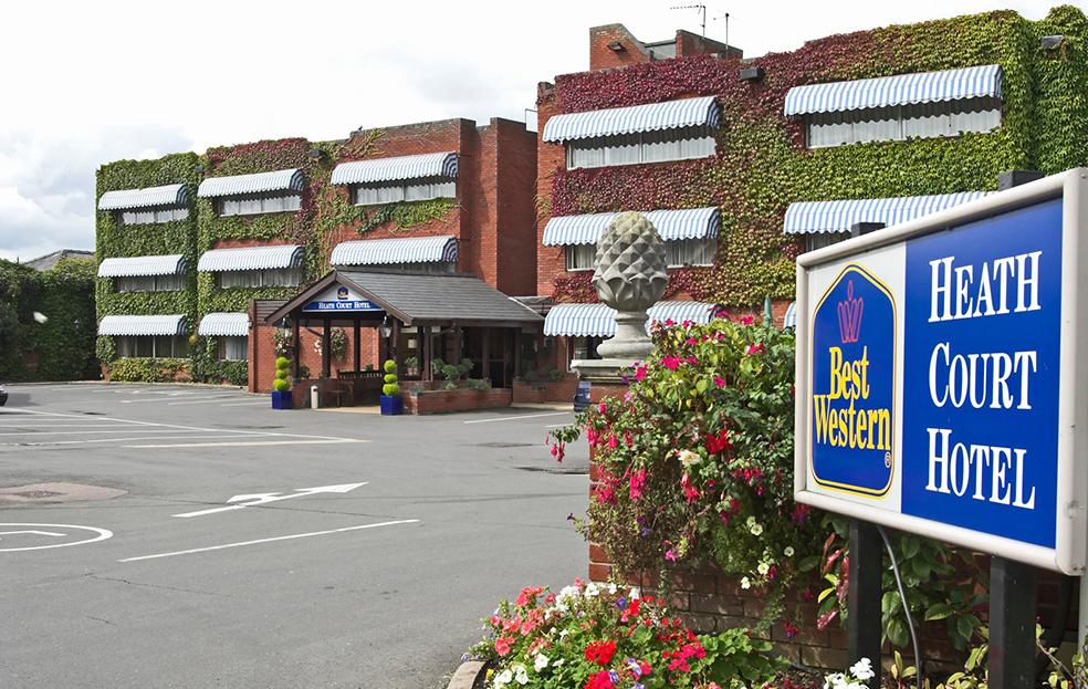 Best Western Heath Court - Discover Newmarket