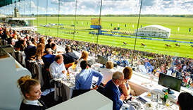Newmarket Racecourses hospitality Champions Gallery